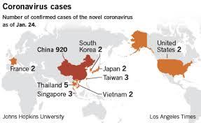 Has Coronavirus reached india