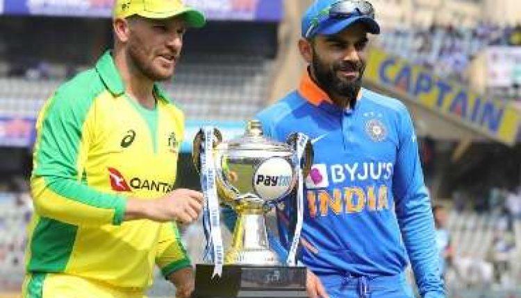 India Vs Australia 2020 2nd Odi Live Cricket Score Aus 121 2