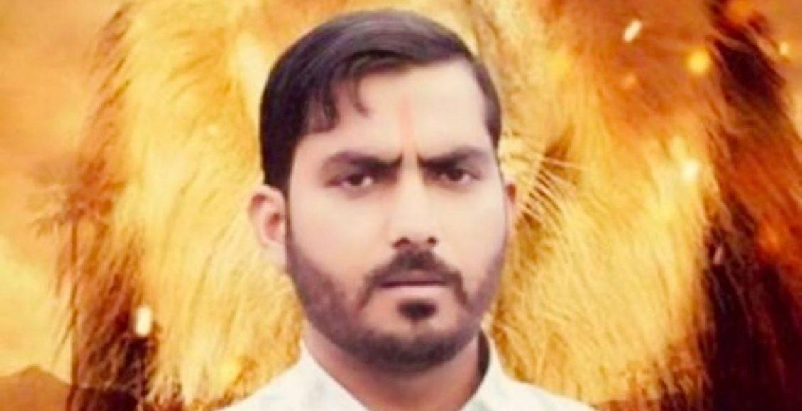 Updesh Rana inspired the Jamia gunman. Counter to shaheen bagh