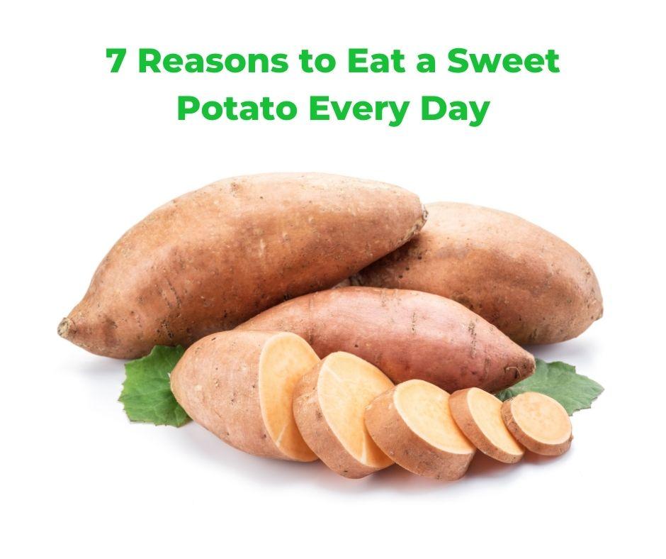 Amazing sweet potato health benefits